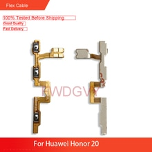 Replacement For Huawei Honor 20 Power Volume Flex Cable ON OFF Side Button Switch Flex Cable
