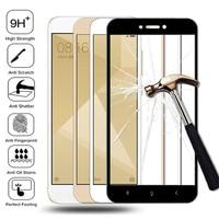 Защитное стекло для Xiaomi Redmi 4A 4X 5 5A 5 Plus 6A 6 Pro 7A Note 4 4X, 3 цвета на выбор