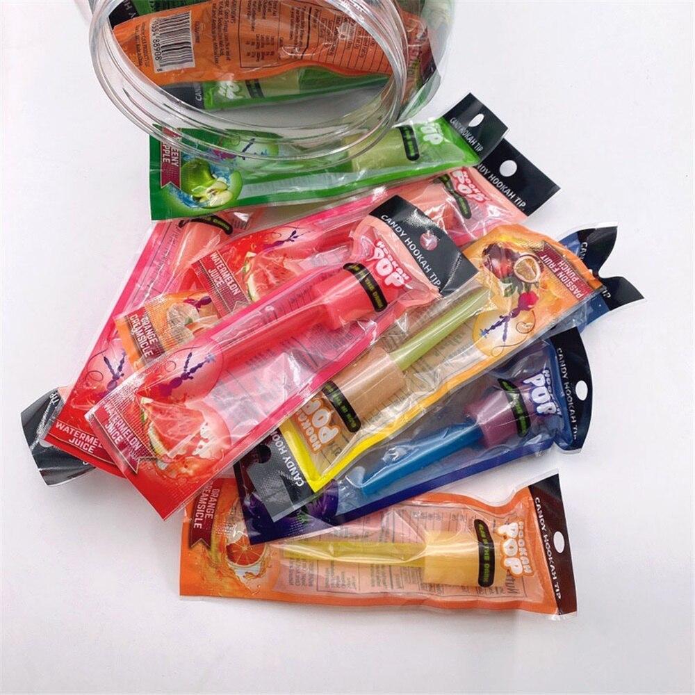 60pcs Box Funnel Design Disposable Chicha Shisha Tips Mouthpiece Hookah/Water Pipe Sheesha Narguile