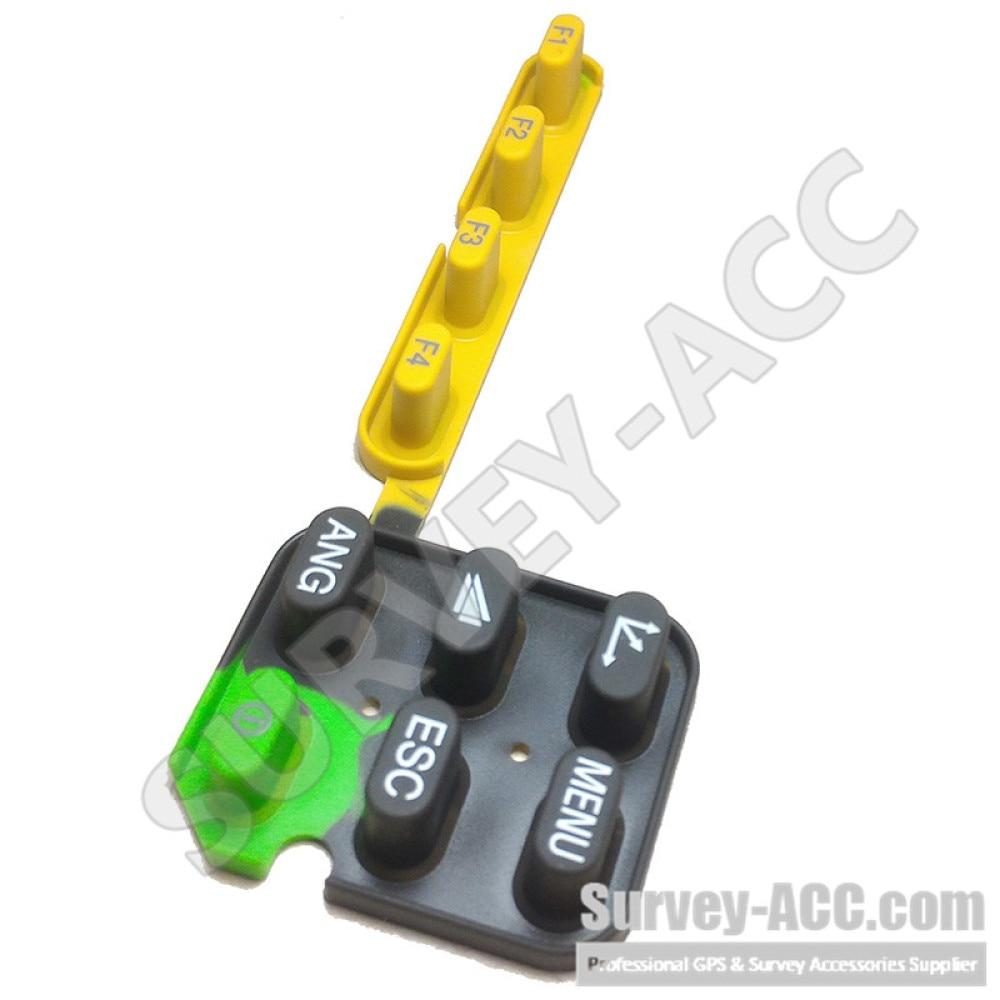 Topcon لينة مفاتيح لوحة المفاتيح المطاط لوحة المفاتيح ل GTS-220 مجموع محطة