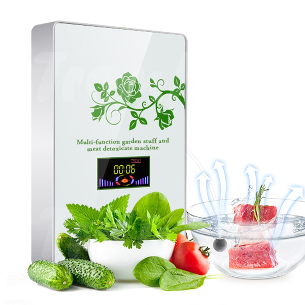 Multifunctional active ozone generator air purifier Disinfector purifying fruits and vegetables wate