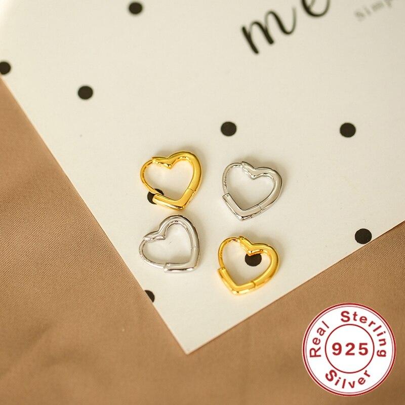 aide-модные-925-стерлингового-серебра-минималистичный-простой-милый-сладкий-пряжка-в-форме-сердца-обруч-серьги-huggie-для-женщин-Шарм-ювелирные