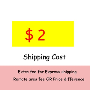 Shipping fee or Express shipping
