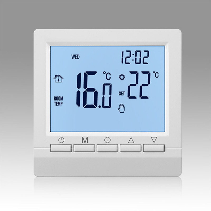 Myuet ME83B Battery Powered Heating Thermostat For Gas Boiler