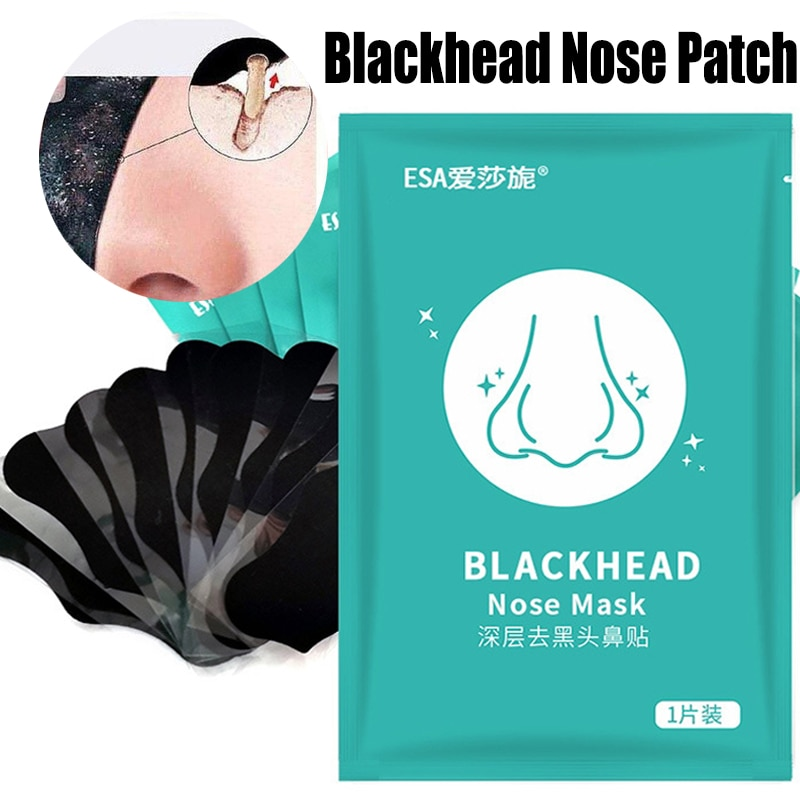 dead sea mud mask deep cleaning black mask hydrating acne blemish clearing lightening moisturizer nourishing pore face cleaner 1pcs Deep Blackhead  Remover Mask Nasal Strips Black Head Nose Dot Spot Peel Off Sticker Face Acne Whitehead Pore Cleaner Mask