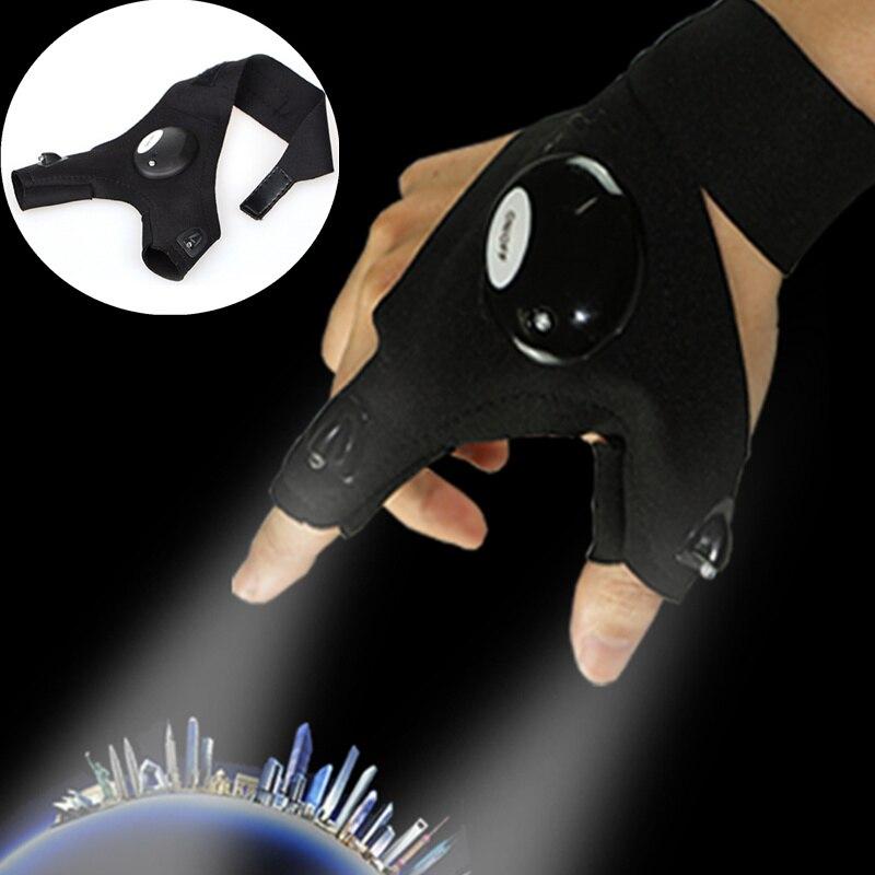 Fingerless Glove LED Flashlight Multipurpose for lada granta kalina vesta priora largus 2110 niva 2107 2106 2109 vaz samara