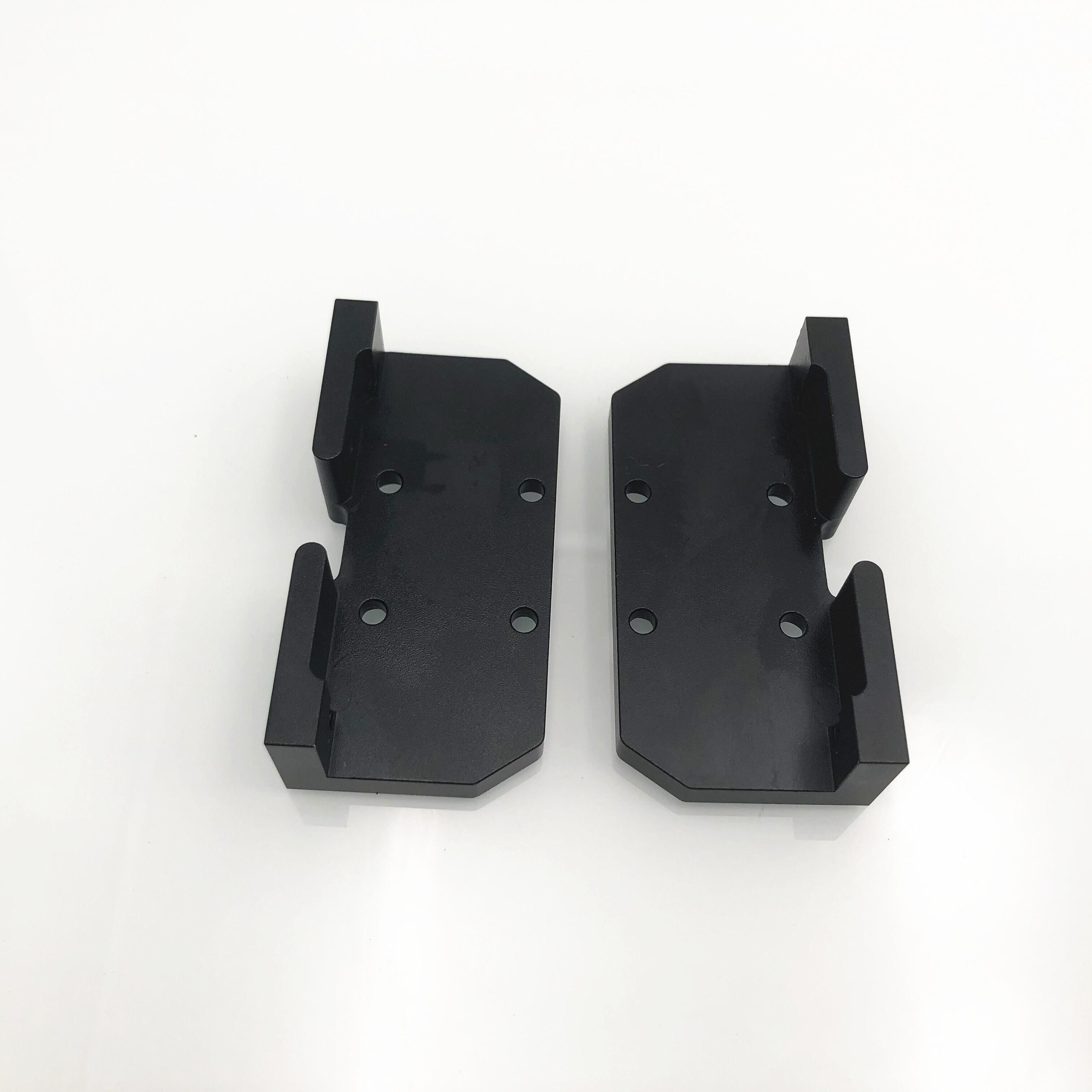 Funssor 1set Creality Ender 5 /Ender5 Pro Plus eje Y MGN12H riel lineal actualización mod para Ender-5 piezas de impresora Pro 3D