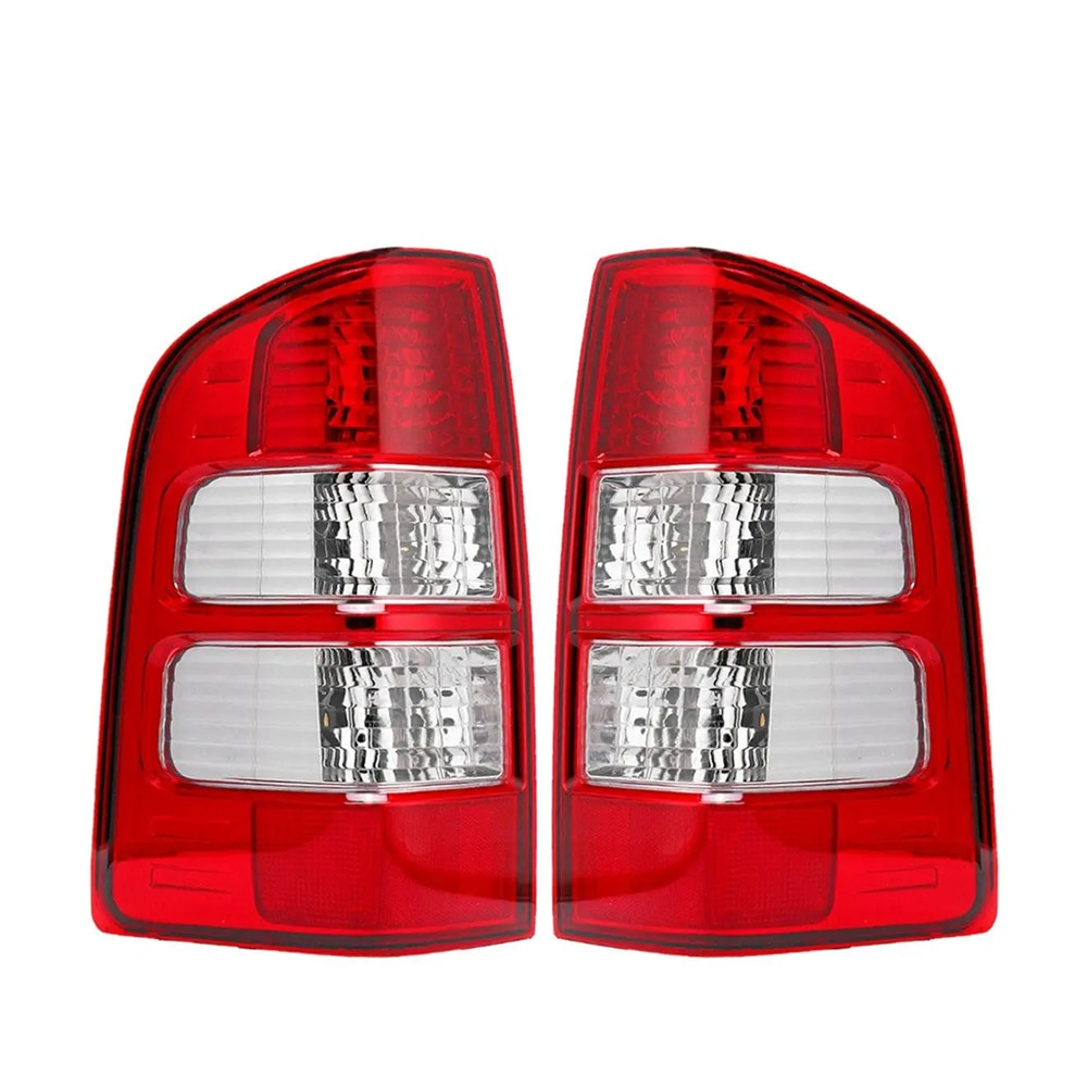 GELING Taillights PP ABS material 12V 21W  White Lights ISO certified for Ford RANGER 2006-2010