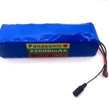 Panasonic батарея для электровелосипеда 48 В 22ah набор для преобразования литий-ионных батарей 1200 Вт Аккумулятор для электровелосипеда 48 В 22000 мАч с BMS