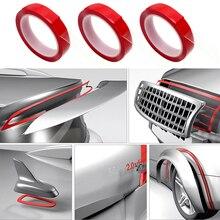 1PC Auto Car Double-Sided Tape Transparent Waterproof For Hyundai Solaris I30 creta IX25 Suzuki Swift SX4 Lada Vesta