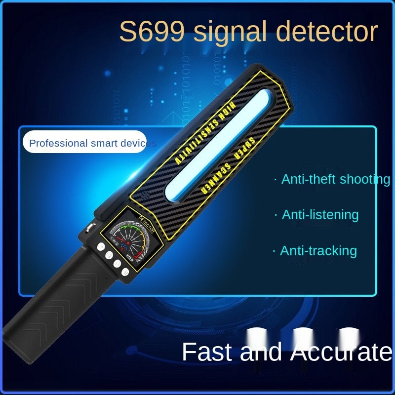 Genuine GPS Detector Anti Monitoring Positioning Shielding Anti Candid Anti-interference Detection Mortgage Car Signal Detector enlarge