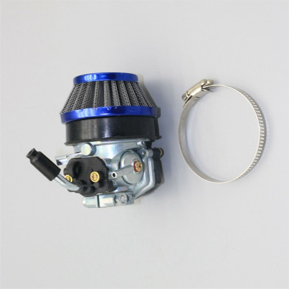 Carburador de motor para 49cc 50cc 60cc 66cc 80cc 2 tiempos Kit Durable