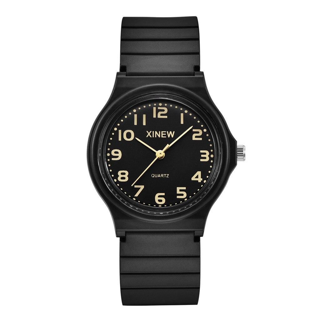 Relojes hombre Homens Relógio Relógio De Quartzo Silicone Mulheres As Crianças Assistem zegarki meskie heren horloge zegarek męski relogios feminino