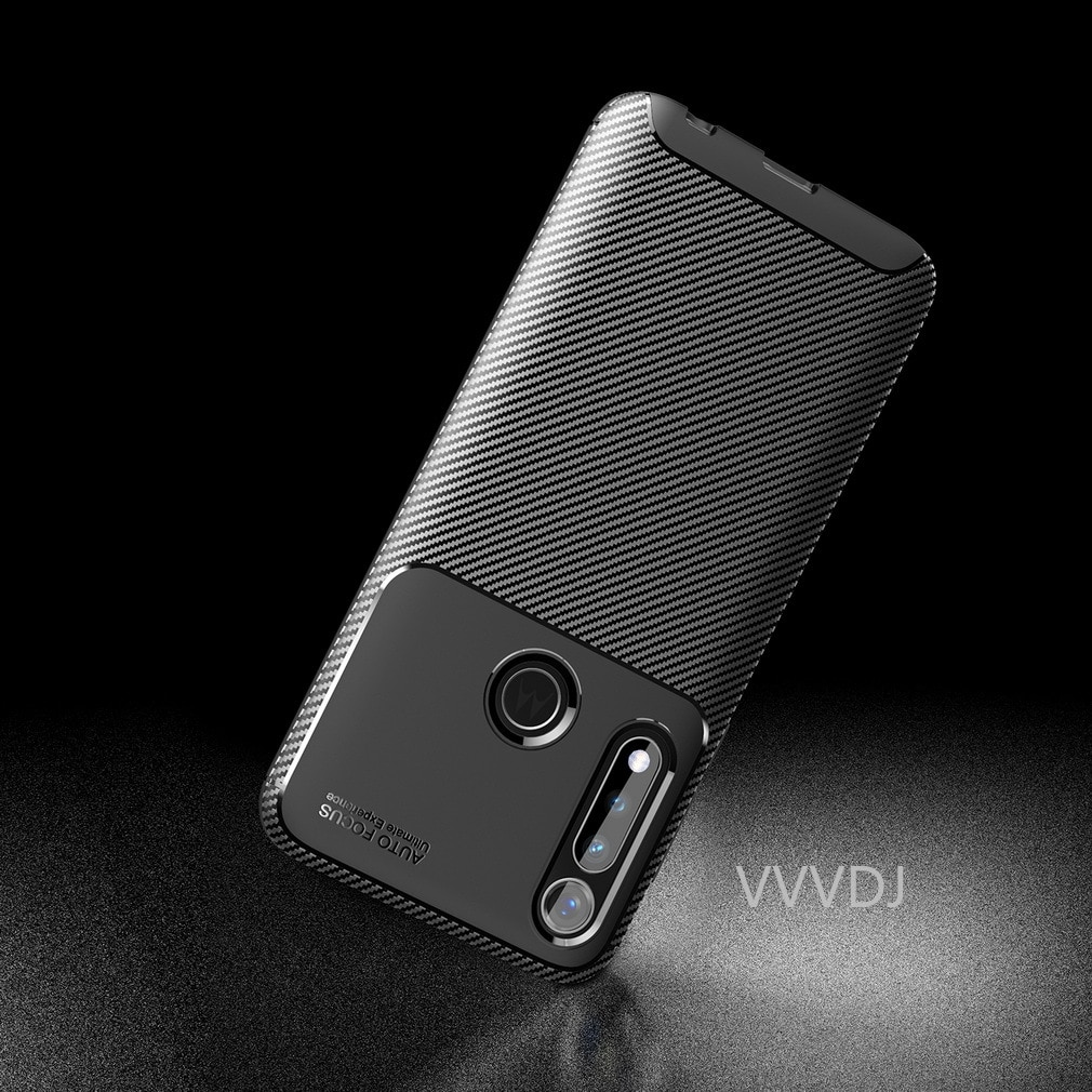 Funda de teléfono a prueba de golpes para Moto G Power G8...