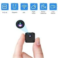 1080 full hd wireless wifi security monitoring camera 4k remote home baby monitor night vision 2 4g wifi ip ap mini camera
