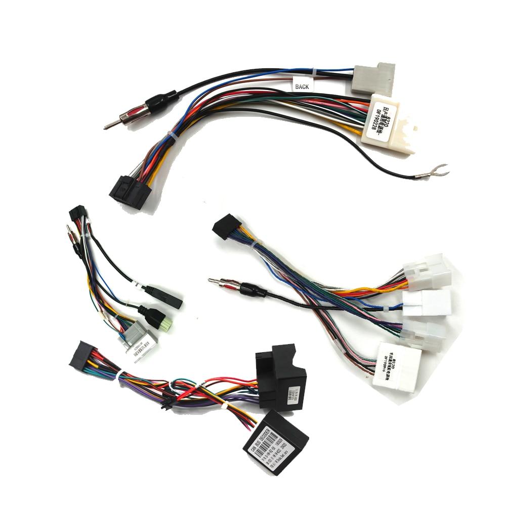 2 din автомобиль Android радио кабель для Suzuki Buick Volkswagen ISO hyundai Kia Honda Toyota Nissan mitsubiish i Ford CRV FIT Outlande