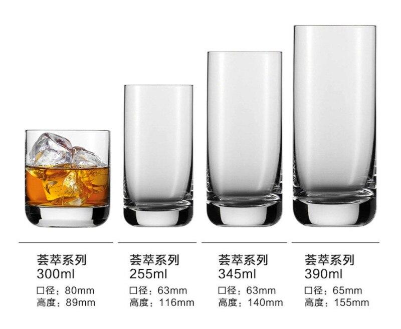 De vino de cristal de vidrio tazas garrafa vasos vidrio bardak whisky...