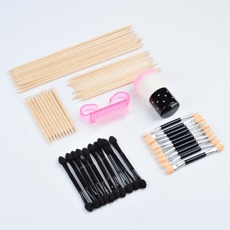 Фото - Деревянные палочки для кутикулы, инструмент для удаления кутикулы, вилки для ногтей, инструменты для маникюра, одноразовая двухсторонняя к... карандаш для удаления кутикулы
