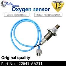 XUAN oxígeno O2 Lambda Sensor de aire Sensor de índice de combustible 22641-AA211 FORESTER para SUBARU IMPREZA SPORT OUTBACK LEGACY OUTBACK libertad 2.5L 2,0