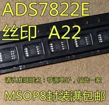 ADS7822 ADS7822EB ADS7822E MSOP-8 A22