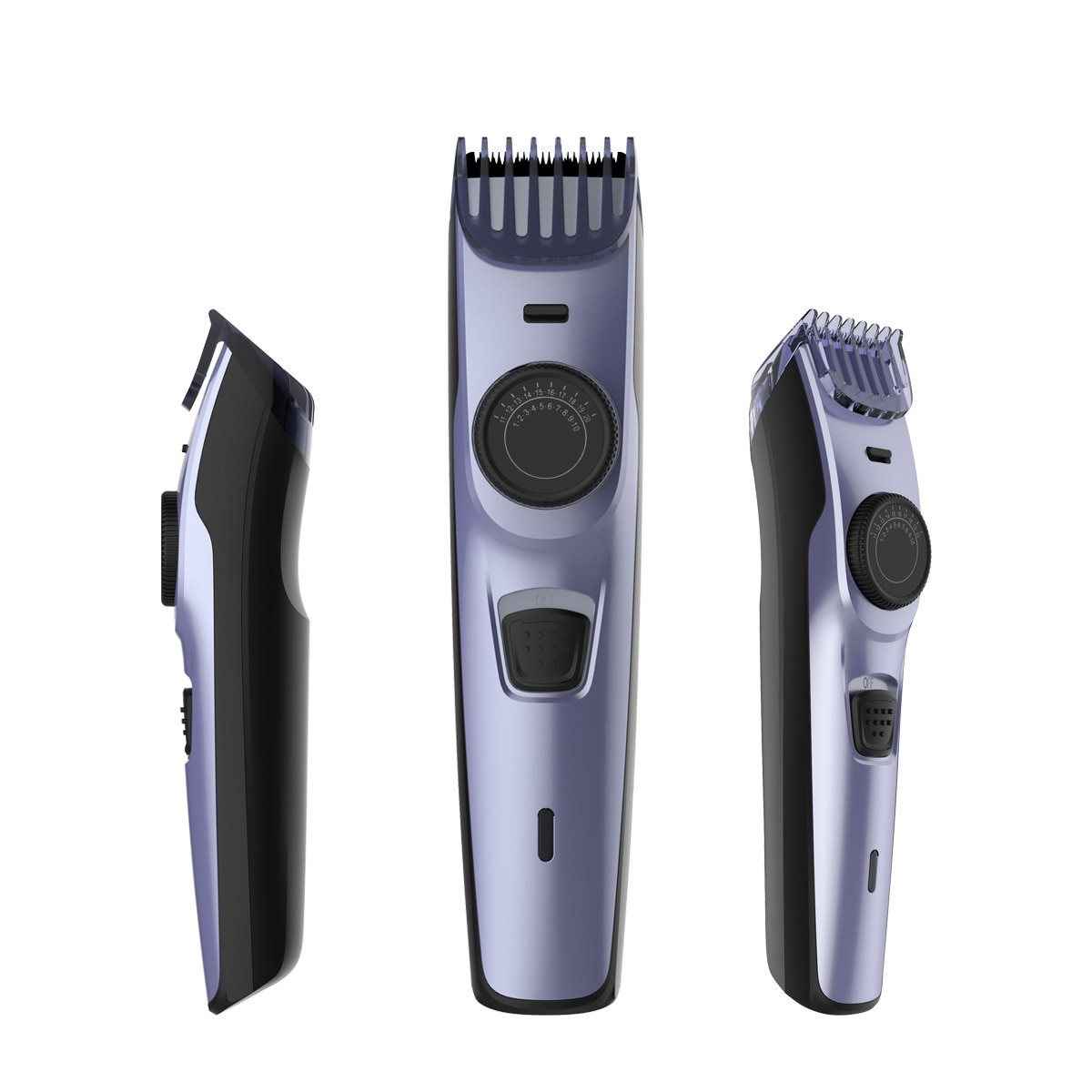 Professional Hair Trimmer Kit Wet Dry Hair Clipper Beard Trimer for Men Adjustable Hair Cutting Machine Lithium Ion enlarge
