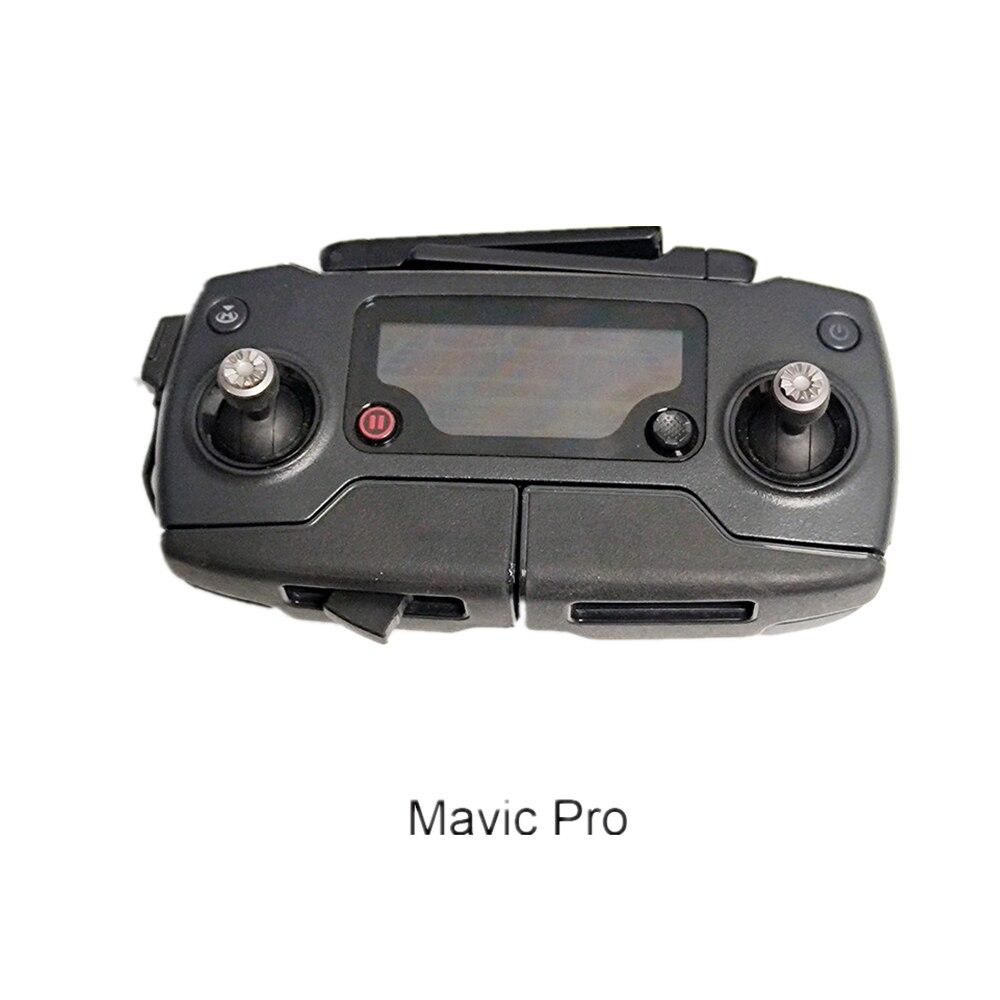 من جهة ثانية تعمل بشكل جيد ل DJI Mavic برو الطائرة بدون طيار الأصلي التحكم عن بعد لإصلاح أجزاء الملحقات (المستخدمة)