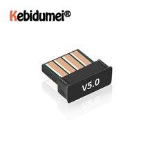 USB Adapter Mini Dongle USB Bluetooth Adapter V 5,0 Empfänger Stecker Sender Schwarz Für Für Computer PC Windows Macbook OS X