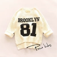 baby girl winter clothes fashion letters soft warm knitted sweater autumn girls 2 8 clothing outfits christmas pullover sweaters