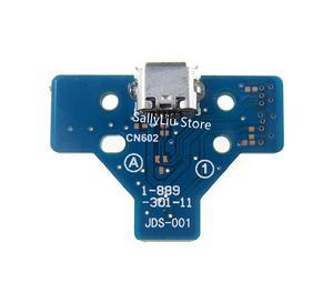 Image 5 - Зарядное устройство с USB портом для Playstation 4 PS4 Pro, 12 контактов, 50 шт.