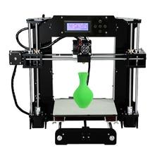 Anet Classical DIY 3D Printer A6L Impresora 3D Prusa I3 with Filament SD Card 3D Printer With Auto Self-Leveling