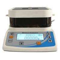 0.0001-60g 0.001% halogen Moisture Analyzer Tester Meter Hygrometer Tool