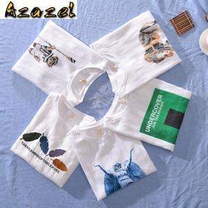 Summer Top Mens Fashion 2020 Hip Hop T Shirt High Quality Breathable Personality Printing Men Clothes Short Sleeve Dress Shirts