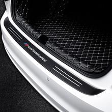 Fiber De carbone performance emblèmes Coffre De Voiture Pare-chocs Arrière Autocollant pour BMW E30 E36 E39 E46 E60 E34 E70 E83 E87 E90 F20 F30 F34 F10