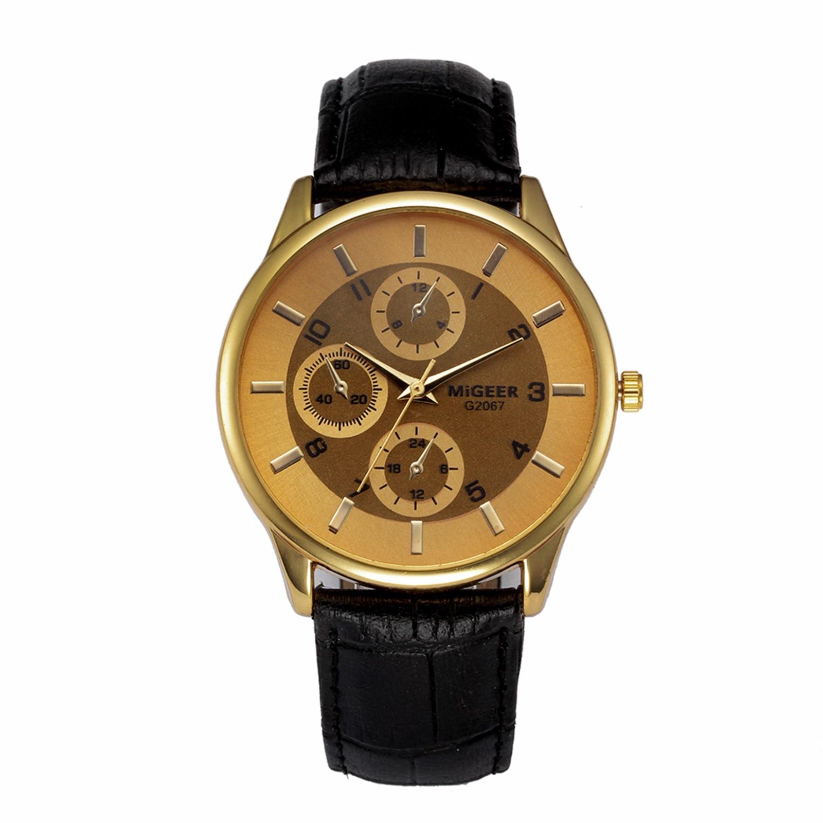 Sleek Minimalist Fashion Watch With Steel Band Dial Men's Quartz Watch Gift Watch Luxury Lover Watch