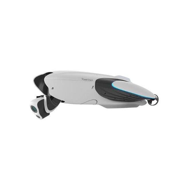 طائرة صغيرة بدون طيار تحت الماء مع كاميرا صغيرة rov subacqueo الصيد 4k كاميرا فيديو تحت الماء روبوت