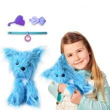 Ins Kawaii мягкие игрушки для животных скрабы Luvs плюшевые игрушки для ванной собаки плюшевый Кот Мягкий Кролик Куклы Игрушки для девочек Подарки