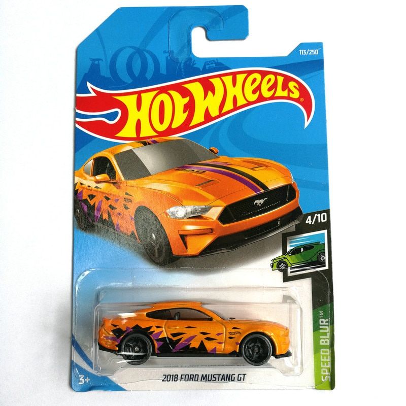 2019 Hot Wheels Cars Special Offer For Sale FORD CADILLAC BATMOBILE HONDA 1/64 Metal Diecast Model C