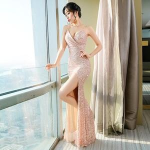 evening dresses long luxury  plus size bridesmaid dress  sequin party dress  sexy dress  dresses for women party  dress summer