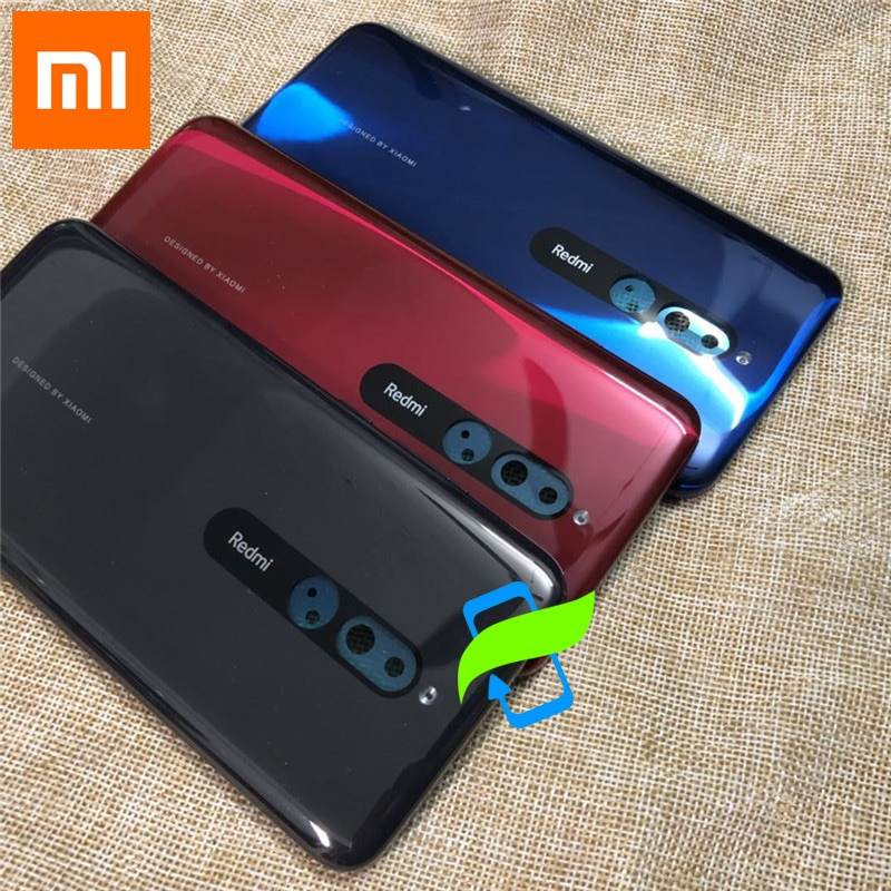 Original Battery Back Cover For Xiaomi Redmi 8 8A Back Housing Rear Door Case For Redmi 8 8A Back Battery Cover enlarge