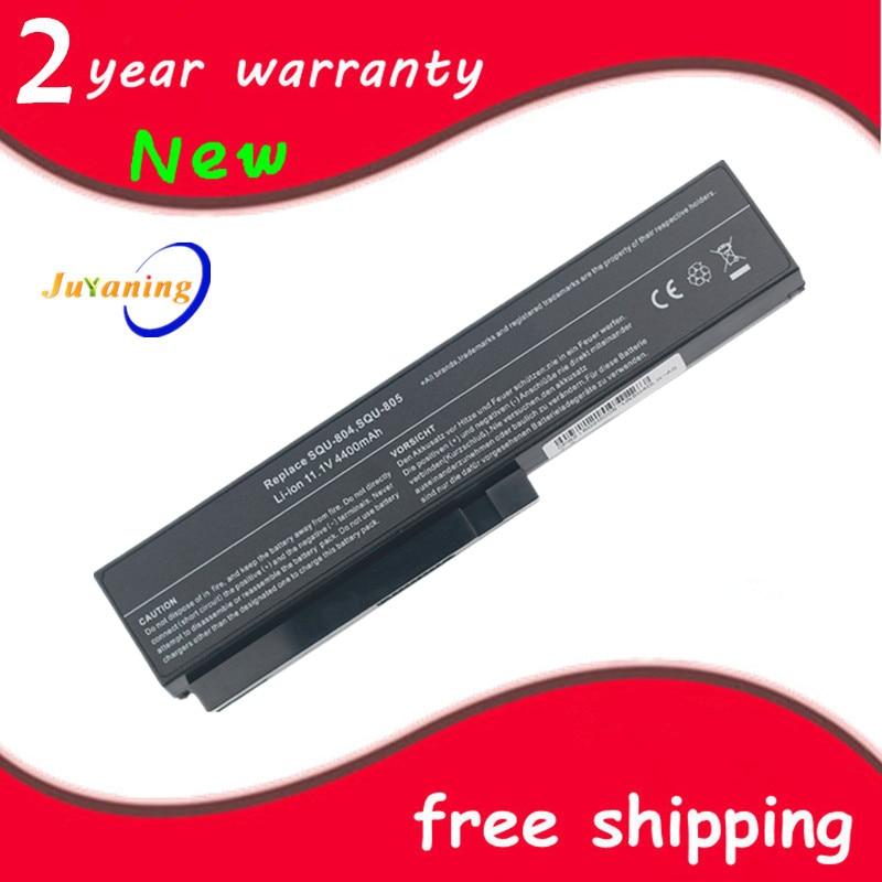 Batería del ordenador portátil para LG R410 R510 R560 R580 SQU-805 SQU-807 SQU-904 SQU-804 SW8-3S4400-B1B1 3UR18650-2-T0144 3UR18650-2-T0188