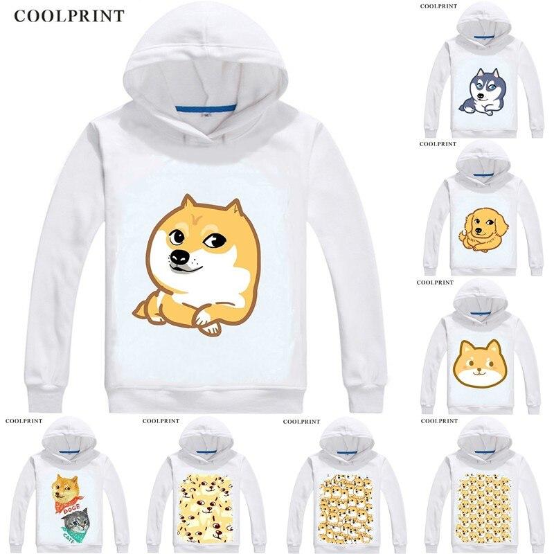 DOGE Meme homestrar Runner Doge Kabosu Atsuko Sato shaba аниме косплей на заказ пуловер Толстовка Классическая мода с принтом