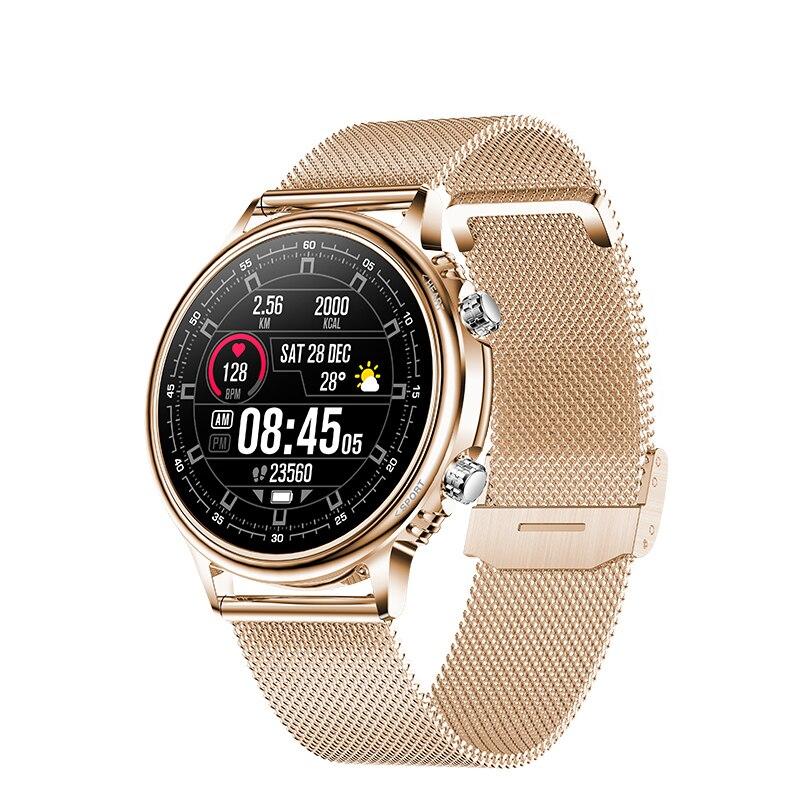 2021 NEW Smart Watch Women Men Smartwatch Waterproof Watches Fitness Bracelet Tracker Band For Apple Huawei Xiaomi Android