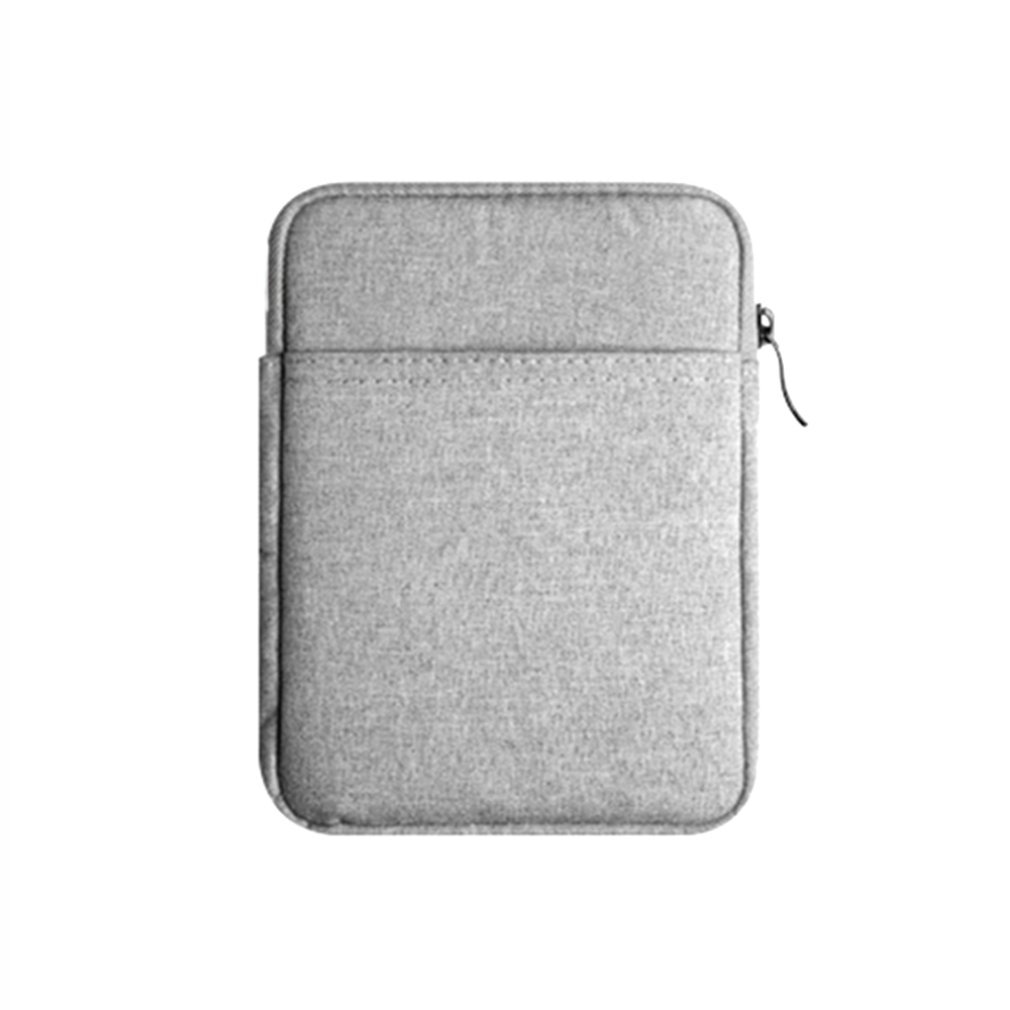 Shockproof Zipper Sleeve Bag Case Ebook Pouch Cover Dual Storage W/ Mobile/earphone Slot for Kindle 499 558 Paperwhite Voyage 14