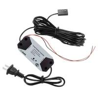 WiFi Switch Smart Garage Door Opener Controller with Alexa Google Home and IFTT Smart Life Tuya APP Control Voice Control Switch