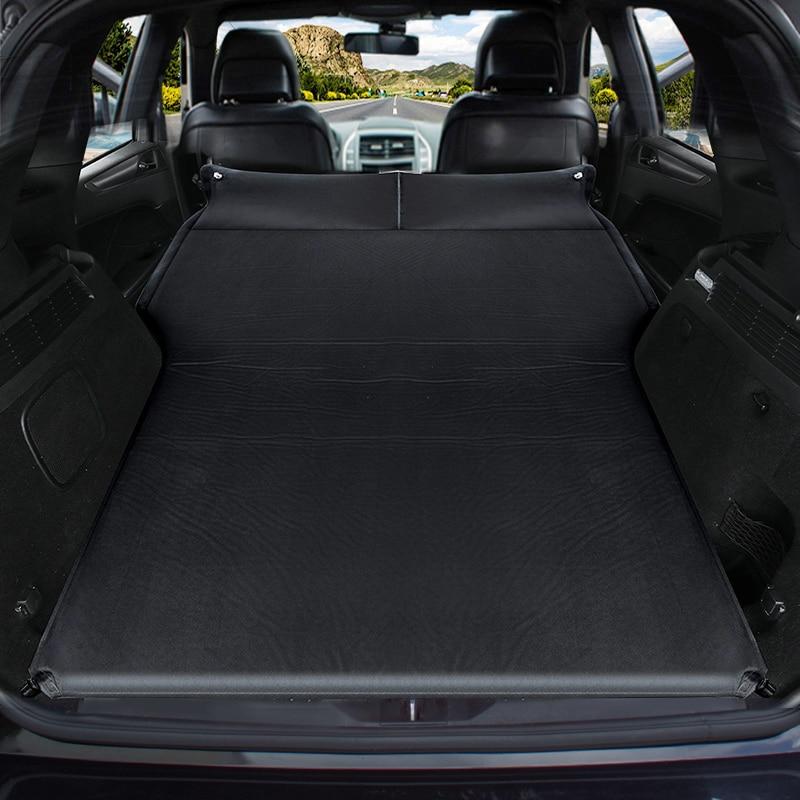 مرتبة هوائية أوتوماتيكية Suv سرير على شكل سيارة التخييم مرتبة هوائية السيارات النوم Cusion تفجير السرير نفخ السفر فراش أثار
