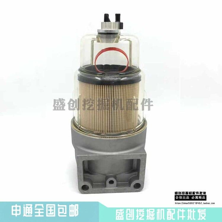 Excavadora SANY SY115C 125C 135C 155C-10 aceite y conjunto separador de agua Diesel lv xin zhi madera