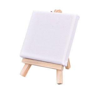 1pc Oil Painting Canvas Blank Cotton Canvas aquarelle canvas painting board Artist watercolor Painting art supplies SD&HI
