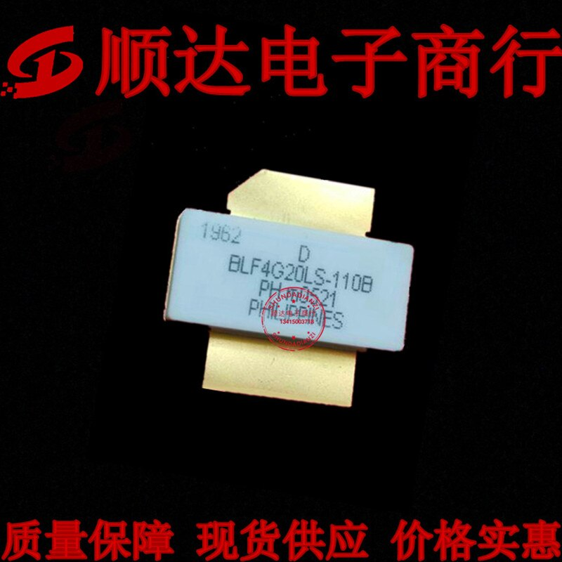 BLF4G20LS-110B BLF4G20LS-110 BLF4G20LS RF tube High Frequency tube Power amplification module