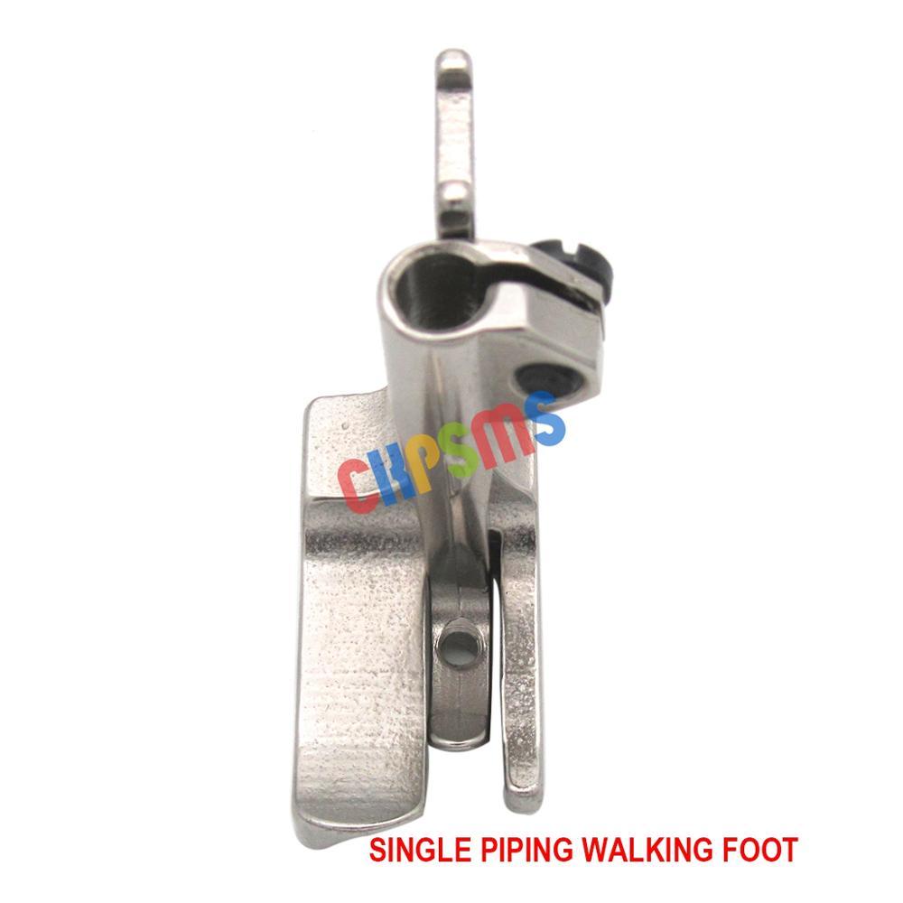 S32# WELT / PIPING FOOT INDUSTRIAL WALKING FOOT LEATHER SEWING MACHINES FIT FOR JUKI DNU-241, DNU-1541,LU-562, LU-563
