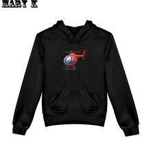 FRDUN TOMMY Tony Lopez Merch Elicopter Kids Hoodie Sweatshirts Boy Girl New hoodies Pullover Unisex Harajuku Tracksuit